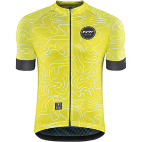 Northwave Lemonade SS Jersey Men lemon